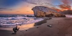 Monsul Beach, Cabo de Gata Natural Park by Domingo Leiva on 500px