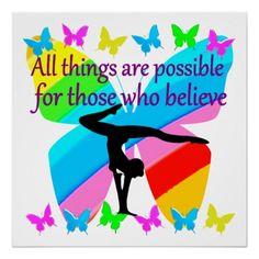 GYMNASTICS DREAMS COME TRUE Beautiful Gymnastics designs to inspire your special Gymnast. http://www.zazzle.com/mysportsstar/gifts?cg=196751399353624165&rf=238246180177746410   #Gymnastics #Gymnast #WomensGymnastics #Gymnastgift #Lovegymnastics