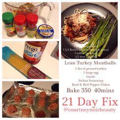 21 Day Fix Dinner -@courtneynoirbeauty    Www.beachbodycoach.com/courtneypeters