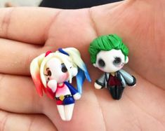 suicide squad clay – Etsy MX