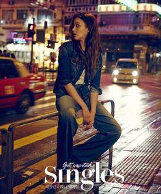 Oh Yeon Seo - Singles Magazine May Issue '15
