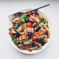 Rainy night (mostly not) pasta | blueberryboost
