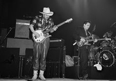 The best that ever was. The best there will ever be. Stevie Ray Vaughan. 1954 - 1990. RIP, my friend.