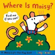 Where Is Maisy? (Maisy Lift-the-flap Book)