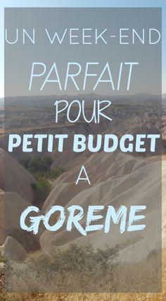 The Path She Took   Un week-end parfait pour petit budget à Göreme   http://www.thepathshetook.com