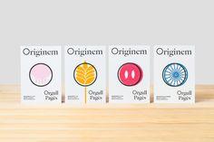 Originem / Orgull Pagès on Behance