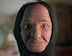 Sculpt in Zbrush. Portfolio, Zbrush, Old Women, Muslim, Sculpting, Character Design, 3d, Fashion, Moda