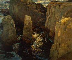 Collections: Early California Painting http://www.montereyart.org/gallery/early-california-painting.html. William F. Ritschel