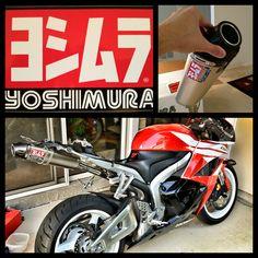 Yoshimura Pipe