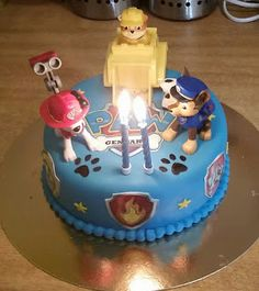 La Mum Bolo: Un anniversaire sur le thème de Pat'patrouille! Tim Tim, Paw Patrol Cake, Birthday Celebration, Amazing Cakes, Cake Decorating, Birthdays, Birthday Cake, Party, Desserts