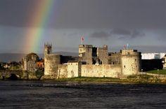 king john's castle ireland - Cerca con Google