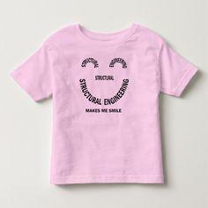 Structural Engineering Smile T Shirt, Hoodie Sweatshirt