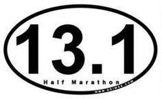 half marathon 13.1 - Bing Images