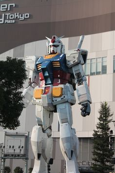 ガンダムフロント東京 (Gundam Front Tokyo) in 東京, 東京都