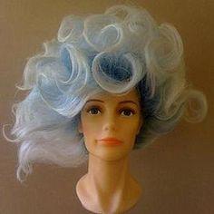 Matrix Mannequin Mania July Semi-finalists!   Modern Salon. Avant Garde Hair. Cloud Inspiration. Light Blue Hair Color Dark Blue Base. Ultimate FAVE!!!