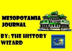 This activity is designed to allow students to write a five paragraph essay about Mesopotamia in a fun and creative way. Students will use the following website to gather information about Mesopotamia.  http://mesopotamia.mrdonn.org/ Click here to view the website.
