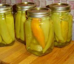 Read Pickled Sweet Banana Peppers to learn more about and vegetable gardening from VeggieGardener.com.