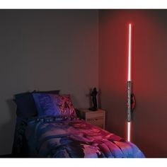 A Light Saber Night Light | 32 Things You Need In Your Man Cave