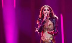 Photo gallery: Eleni Foureira from Cyprus finishes a fiery first rehearsal Junior Eurovision, The Daily Show, Music Composers, Home And Away, Burn Calories, Choir, Photo Galleries, Wonder Woman