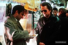 Black Rain - Publicity still of Michael Douglas & Andy García. The image measures 1780 * 1177 pixels and was added on 2 February Andy Garcia, Wakayama, Black Rain Movie, Kate Capshaw, Ridley Scott, Thriller Film, Cult Movies, Underworld, Classic Movies