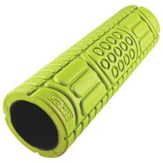 GoFit Foam Roller - - Green : The GoFit foam roller is ideal for muscle regeneration, stress relief, and self-massage. It helps improve alignment and flexibility as well as helping to develop better balance and stability. Core Strength Exercises, Bob Harper, Smith Machine, Self Massage, Massage Roller, Trigger Points, Fitness Gifts, Deep Tissue, No Equipment Workout