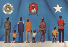 1969-1991 Barre period | Mogadishu: Images from the Past