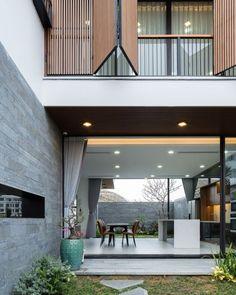 Vietnam, Villa Design, Mansions, House Styles, Exterior, Instagram, Architecture, Outdoor Decor, Modern