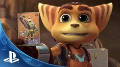 "Ratchet & Clank Film Trailer   E3 2014 I CAN""T WAIT !!!"