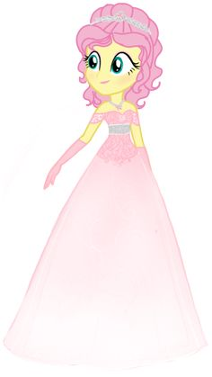 Fluttershy upper class by Tsundra.deviantart.com on @DeviantArt