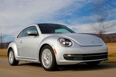 2013 VW Beetle TDI - 39 mpg highway