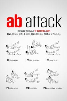 beginner abs workout  exercise  pinterest  abs workout