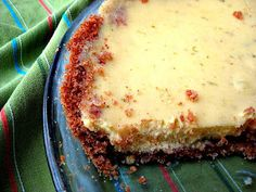 Eva Bakes - There's always room for dessert!: Key Lime Pie from Joe's Stone Crab