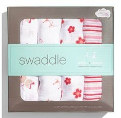 7 Newborn must-haves @BabyCenter by @Nancy_Horn #swaddleblankets $44 @adenandanais...YES!! we love these, those come in handy all the time!