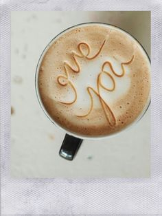 Love you #coffee.