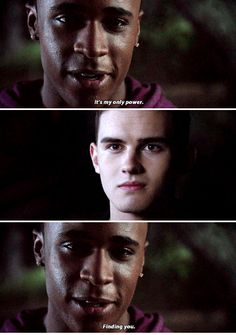 Teen Wolf 6x07 awww Corey and Mason