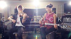 Get Lucky - Daft Punk ft. Pharrell Williams Covered by Jun Sung Ahn & CL...