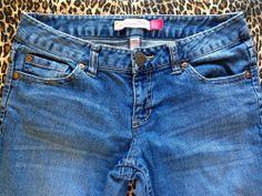 AEROPOSTALE Hailey Skinny Flare Jeans - Size 5/6 R - $8.99