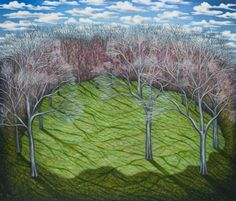 Scott Kahn : Paintings -- A Touch of Spring