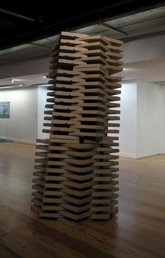Torre de pizza : Juan Gugger