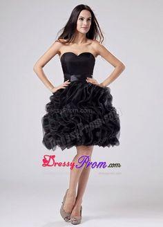 #Little Black Cocktail Dresses - DELARIZ