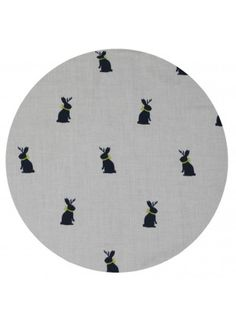 Bunny Fitted Crib Sheet