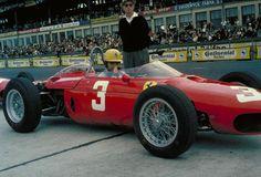 Ricardo Rodriguez - Ferrari 156, Zandvoort 1962