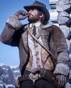 John Marston💙 from my instagram @mrsarthurmorgan Wild West Games, Red Dead Redemption 1, John Marston, Marvel Wolverine, Rdr 2, Real Cowboys, Ghost Rider, Westerns, Video Games