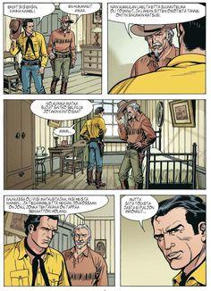 Tex Willer -lehti, värinumero 03/2015. #egmont #sarjakuva #sarjis