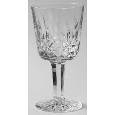 Waterford Lismore Port Wine, Crystal Tableware