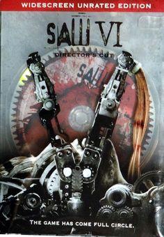SAW 6  NEW DVD http://www.listia.com/auction/16596552-saw-6-new-dvd