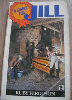A Stable For Jill by Ruby Ferguson; Knight Books 1980