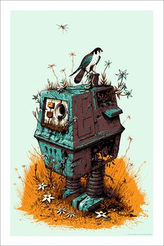 Have! Jeff Soto for Mondo Prints, the first in the Star Wars line. Very quick sell out.
