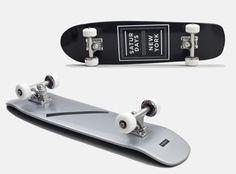 saturdays surf nyc x shut x skateboard collab