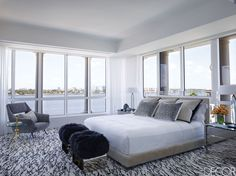15 Grey Bedrooms With Impeccably Stylish Interior Design (=)